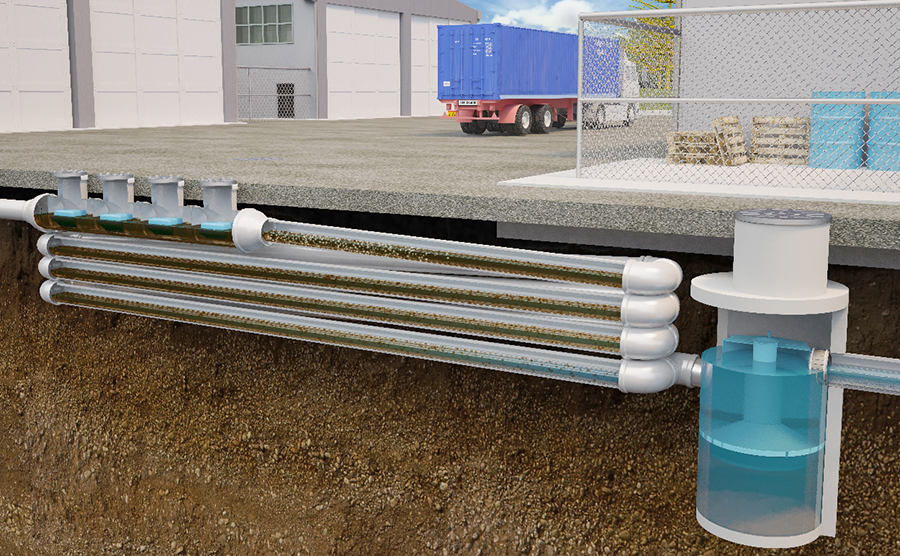 Industrial Stormwater Treatment Flocculants