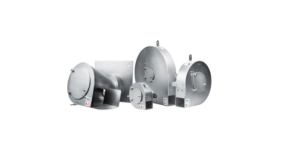 A selection of Hydro-Brake® Optimum units