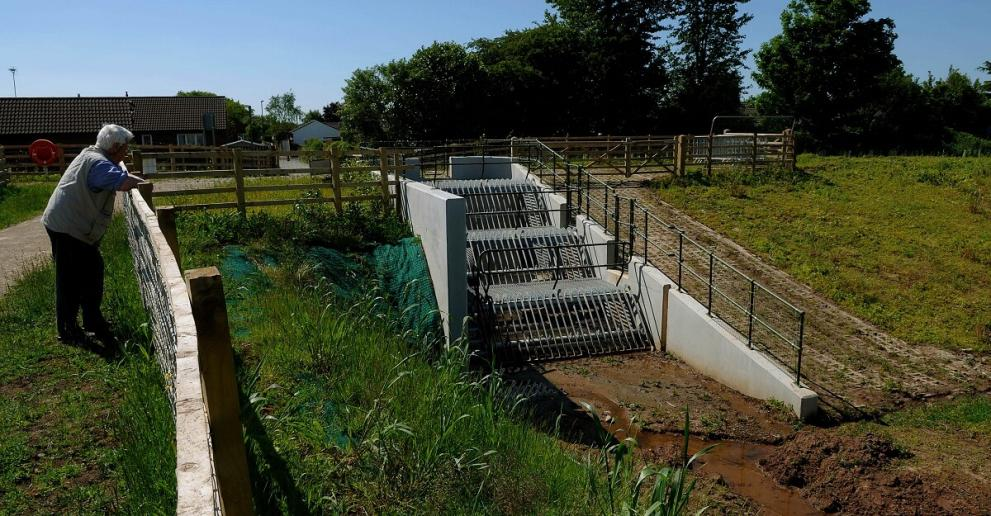 Hydro-Brake® Flood helps engineers to deliver effective flood prevention projects.